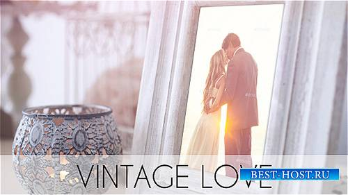 Винтажная любовь - Project for After Effects (Videohive)