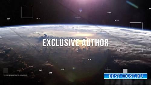 Слайд-шоу Сбой Параллакс - Шаблоны After Effects