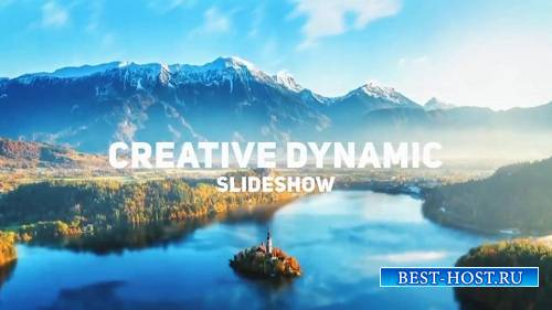 Развлечения и динамические слайд-шоу - Шаблоны After Effects