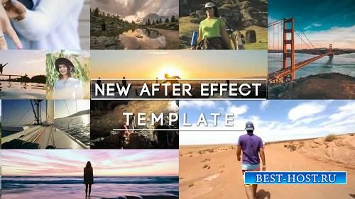 Логотип Мульти фото - Шаблоны After Effects