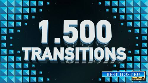 Переходы 19509239 - Project for After Effects (Videohive)