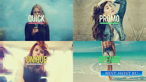 Вступление 20166612 - Project for After Effects (Videohive)