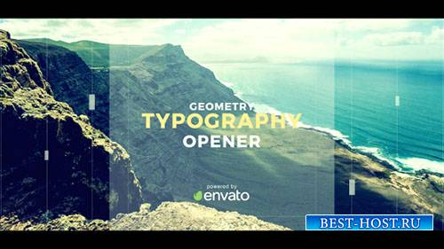 Геометрия - Project for After Effects (Videohive)