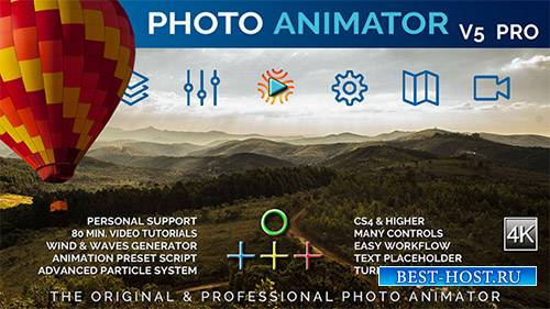 Фото Аниматор v5 - Project for After Effects (Videohive)