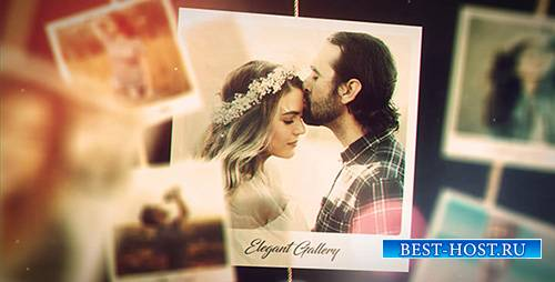 Элегантная галерея 19684524 - Project for After Effects (Videohive)