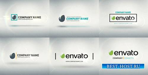 Современное изображение логотипа 2 - Project for After Effects (Videohive)