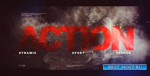 Динамический спортивный открыватель 20198997 - Project for After Effects (V ...