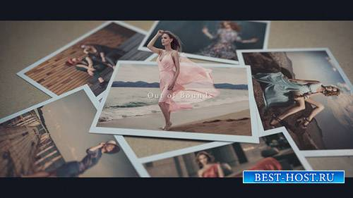 Out of Bounds Opener - Слайд-шоу - Project for After Effects (Videohive)