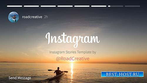 История Instagram - Project for After Effects (Videohive)