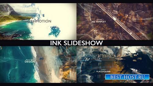 Чернильное слайд-шоу 20099539 - Project for After Effects (Videohive)
