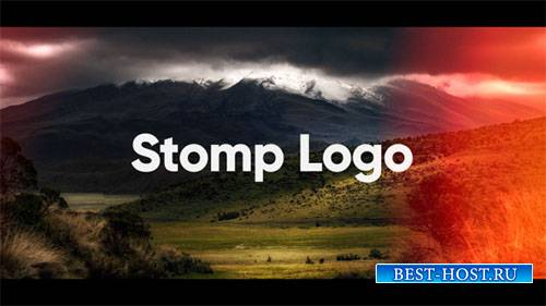 Логотип Stomp - Project for After Effects (Videohive)