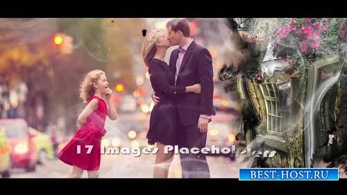 Полные чернила Слайд-шоу - Шаблоны After Effects