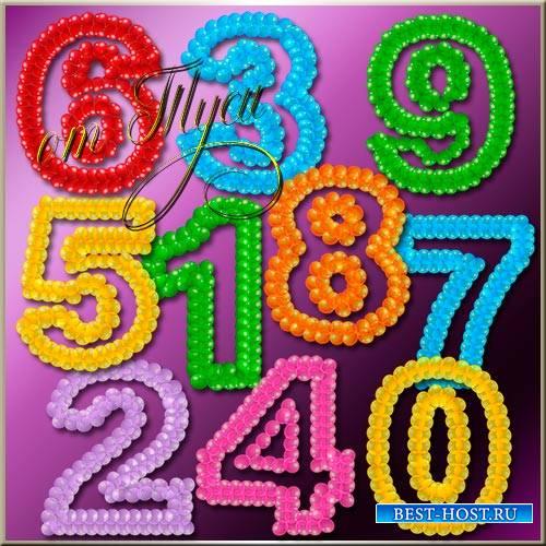 Клипарт - Цифры