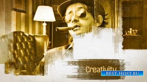 Творчество - Шаблоны After Effects