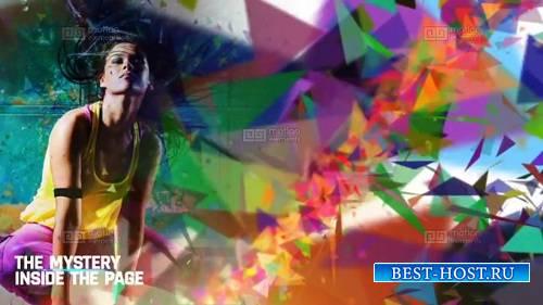 Треугольник Слайд-шоу - Шаблоны After Effects