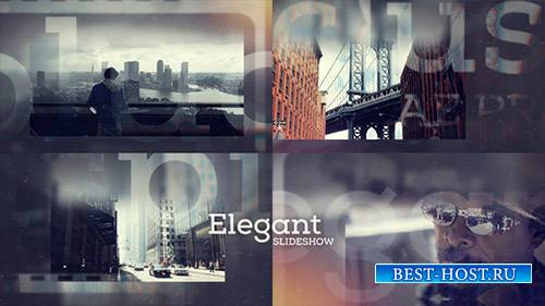 Элегантный слайд-шоу 20144854 - Project for After Effects (Videohive)