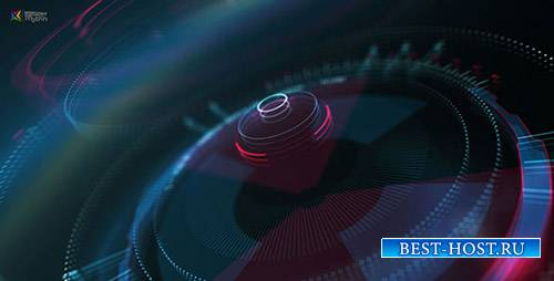 Hi-Tech HUD логотип показать 17522904 - Project for After Effects (Videohive)