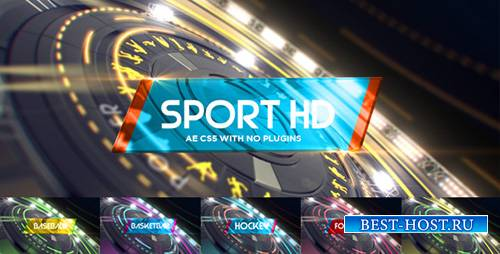 6 in1 Multi-Sport Intro Pack - Project for After Effects (Videohive)