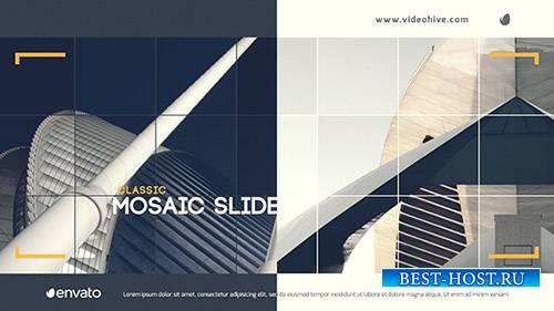 Классический мозаичный слайд - Project for After Effects (Videohive)