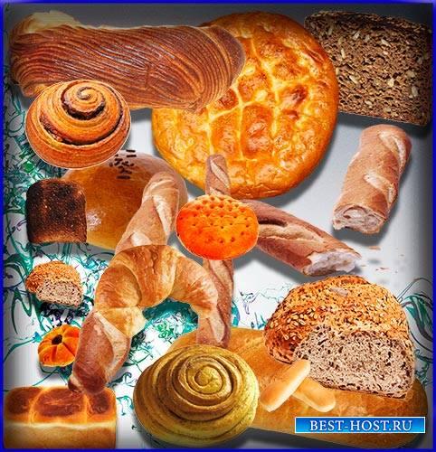 Pack клипартов - Хлеб