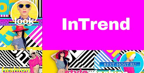 В пакете Trend Fashion Show - Project for After Effects (Videohive)