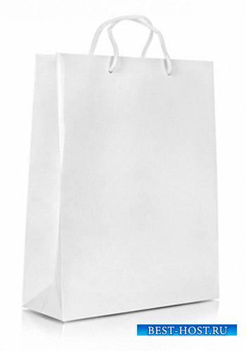 Клипарты Png - Бумажные пакеты