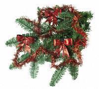 Качественные png на прозрачном фоне - Новогодние мишура и серпантин