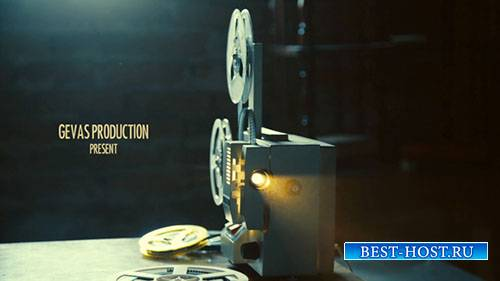 Проектор для кинофильмов Vintage Memories - Project for After Effects (Videohive)