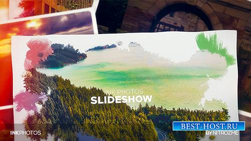 Фотографии чернил - Project for After Effects (Videohive)
