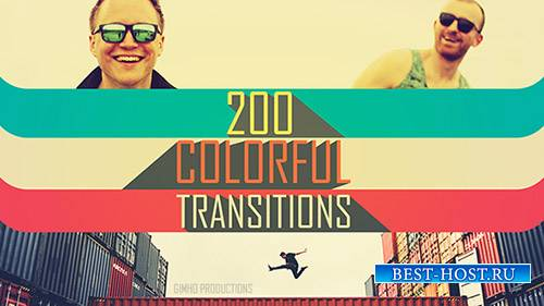 Переходы 20059560 - Project for After Effects (Videohive)