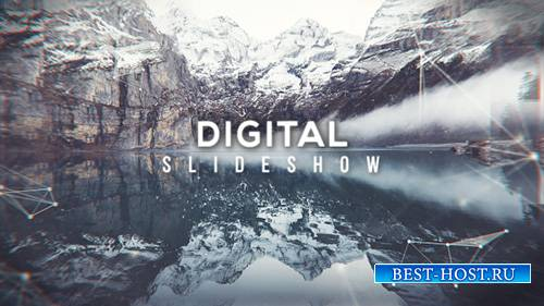 Цифровые слайды 20816411 - Project for After Effects (Videohive)