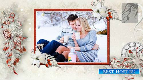 Хрустальные морозы - зимний проект для ProShow Producer