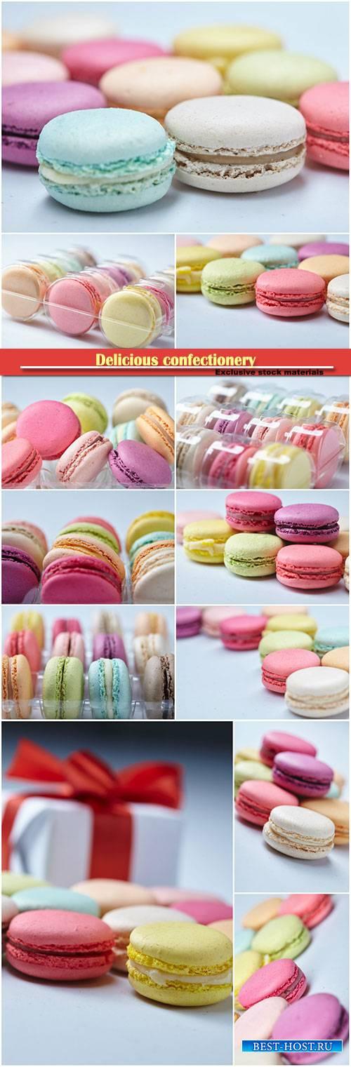 Delicious confectionery