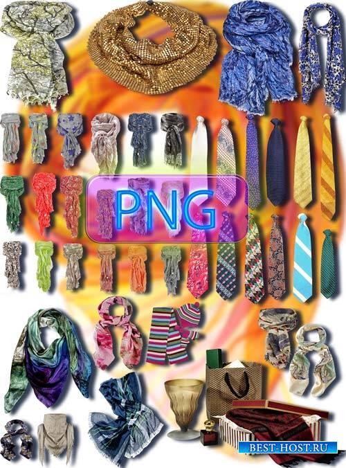 Фотошоп Png клип-арты - Шарфы, платки, галстуки