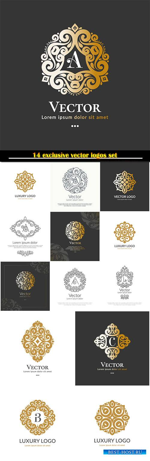 Logo business vector illustration template # 120