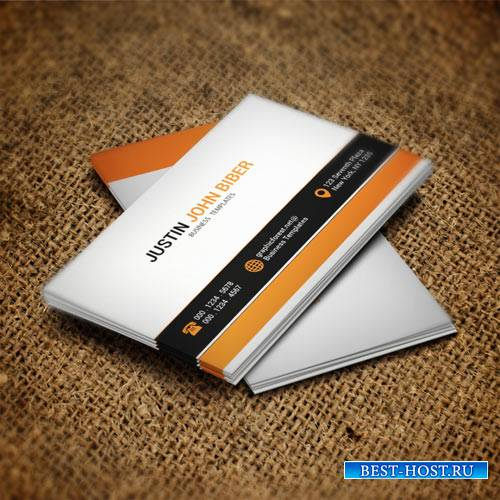Classy - business card templates