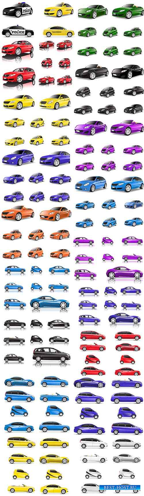 Автомобили в векторе / Cars in vector