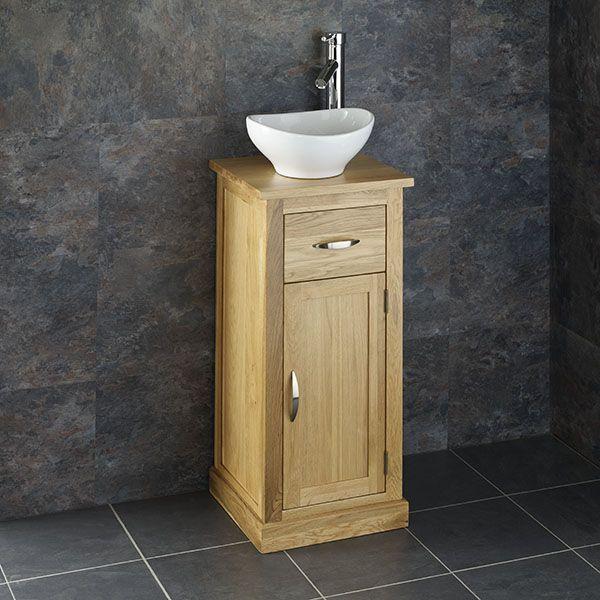 Тумба с рукомойником для ванной или санузла