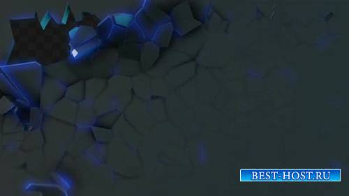 Videohive - Magic Wall Collapse 03 - 23593812
