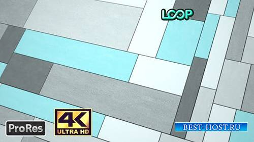 Videohive - Sliding Rectangles Surface 1 - Abstract Geometry - 4K - 2500615 ...