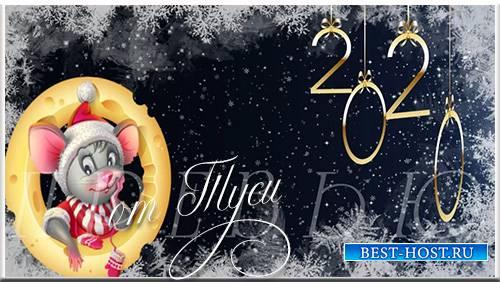 С Новым Годом 2020 - Футажи