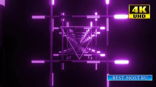 Videohive - 4 Triangle Vj Pack - 24642086