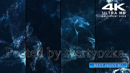 Videohive - Particles Audio Waves - 25023237