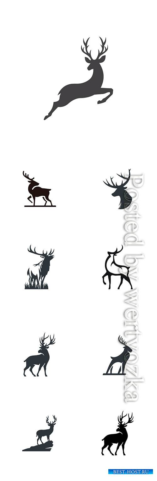 Animal logo in vector # 2