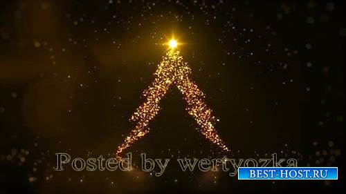 Videohive - Christmas Background -  25310011