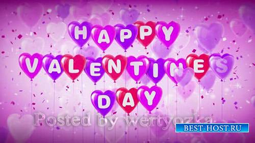 Videohive - Happy Valentines Day Celebration -  23178760