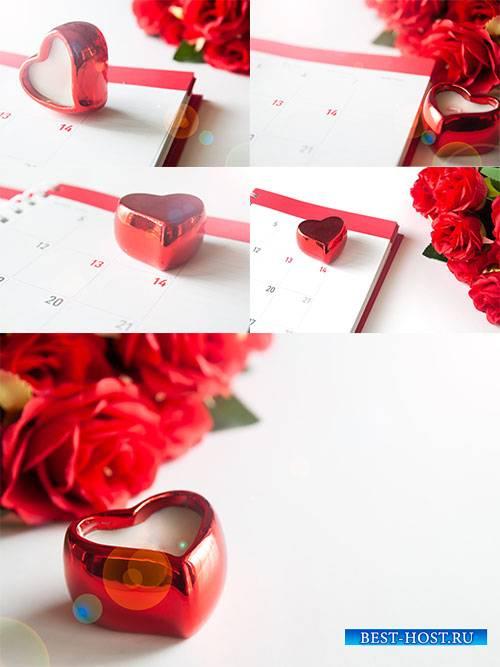 Розы для влюблённых - Растровый клипарт / Roses for lovers - Raster clipart