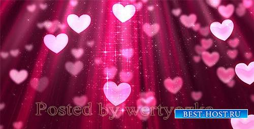 Videohive - Valentines Hearts -  86027