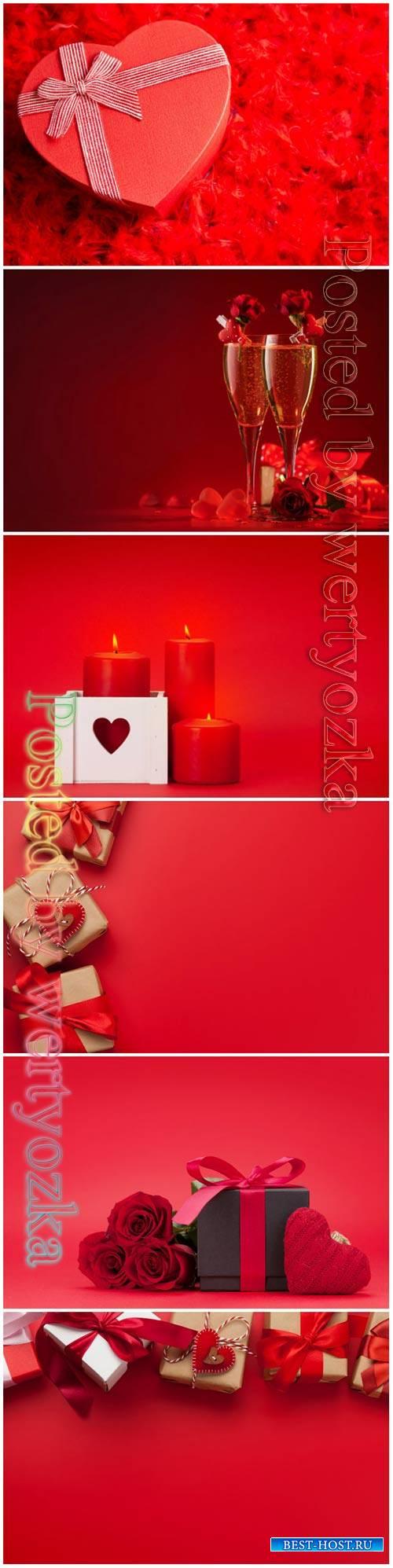 Valentines day beautiful stock photo # 3
