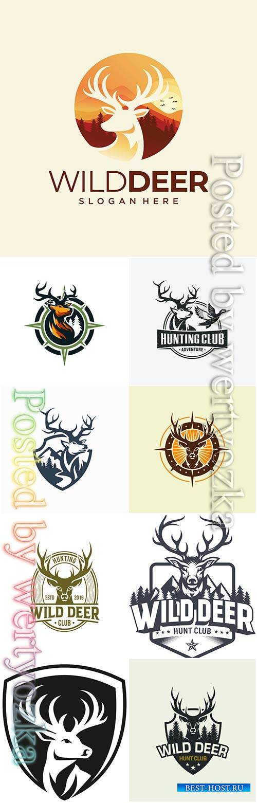 Logo collection vector illustration # 12